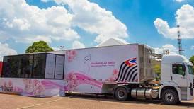 Carretas da mamografia estão em Campinas e Ferraz de Vasconcelos a partir de hoje