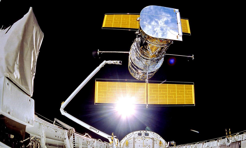 telescópio espacial Hubble da NASA