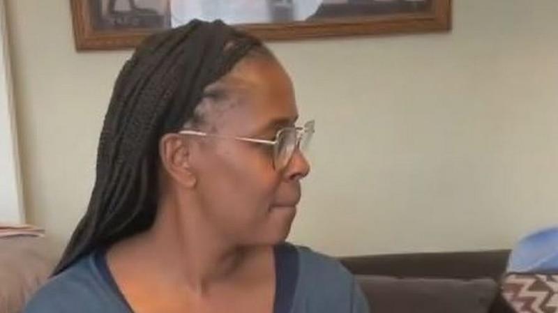 reação de mãe