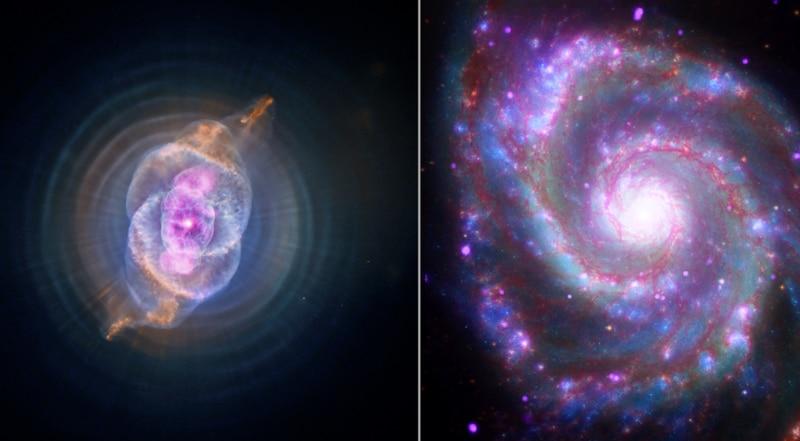 NASA transforma informações captadas no espaço em áudio e resultado 'macabro' é impressionante