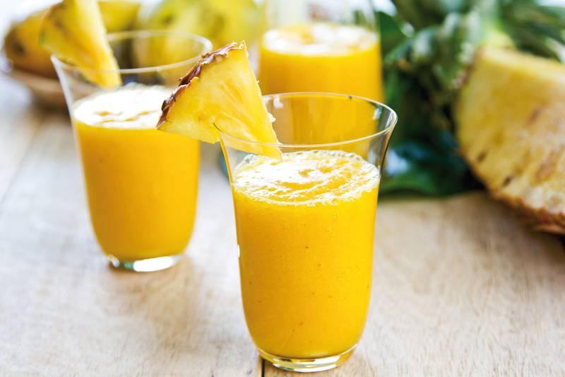 Suco natural ideal para quem quer desinchar o corpo de maneira saudável; fácil de fazer