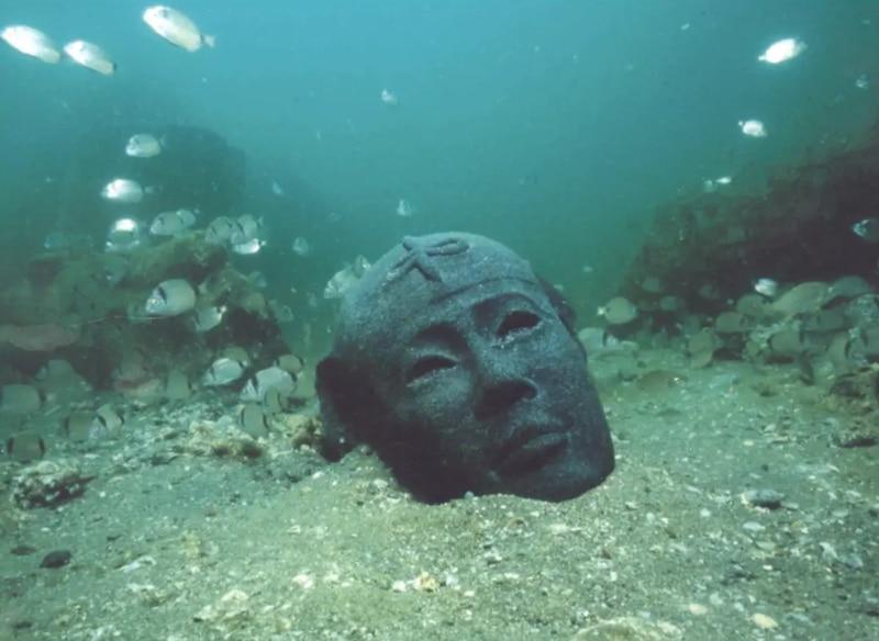 Descoberta impressionante em naufrágio egípcio