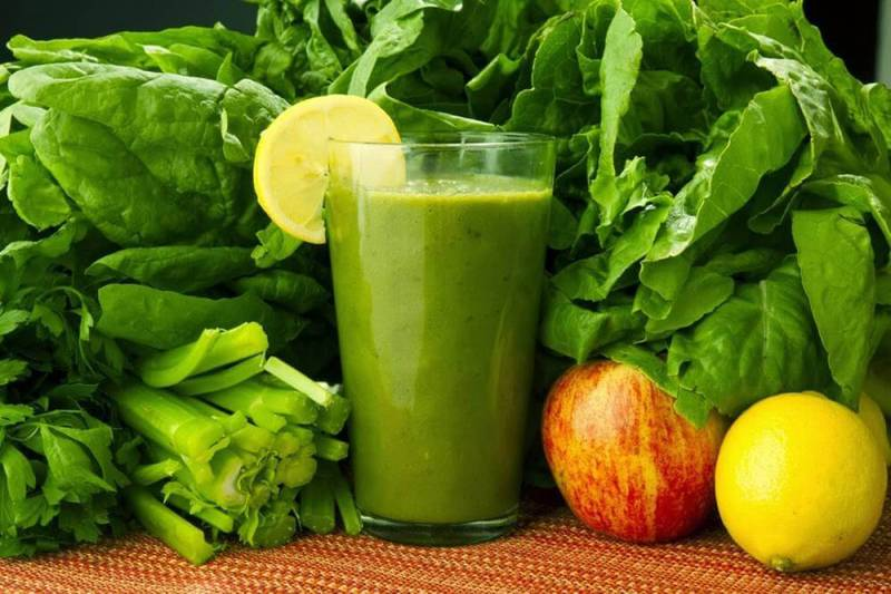 Suco natural detox maravilhoso e que você pode preparar em poucos minutos