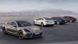Porsche faz recall de seis modelos de carros de luxo por problema no airbag