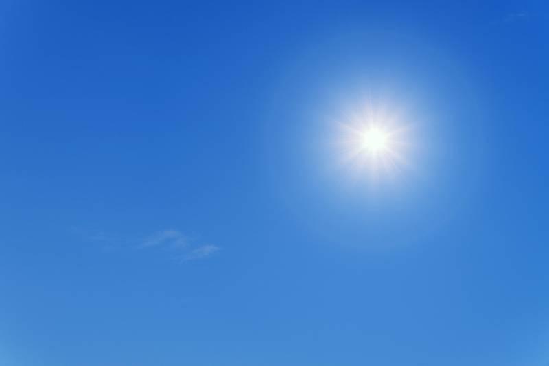 Máxima chega aos 30ºC na Capital amanhã